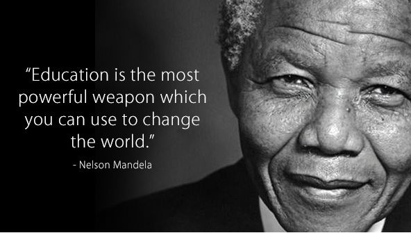 Education-Nelson-Mandela